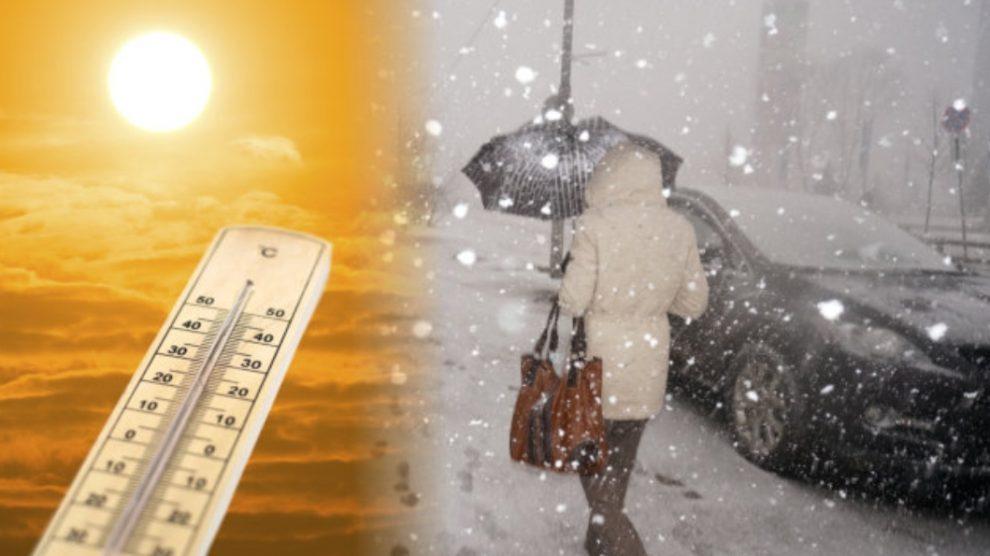 In arrivo caldo e cambiamenti di clima, ecco i dettagli.