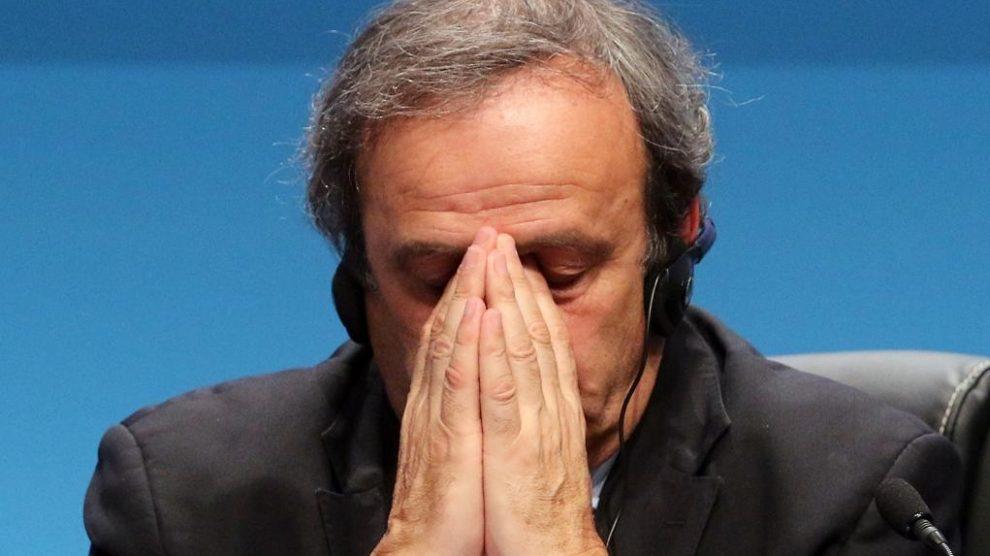 Platini fermato in Francia: corruzione per i Mondiali in Qatar
