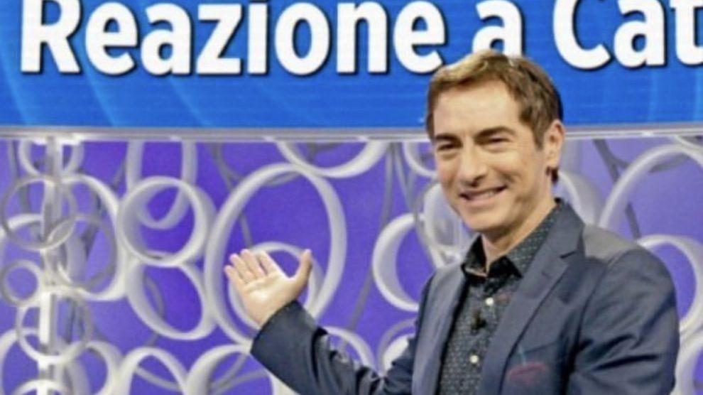 Marco Liorni come Fabrizio Frizzi: