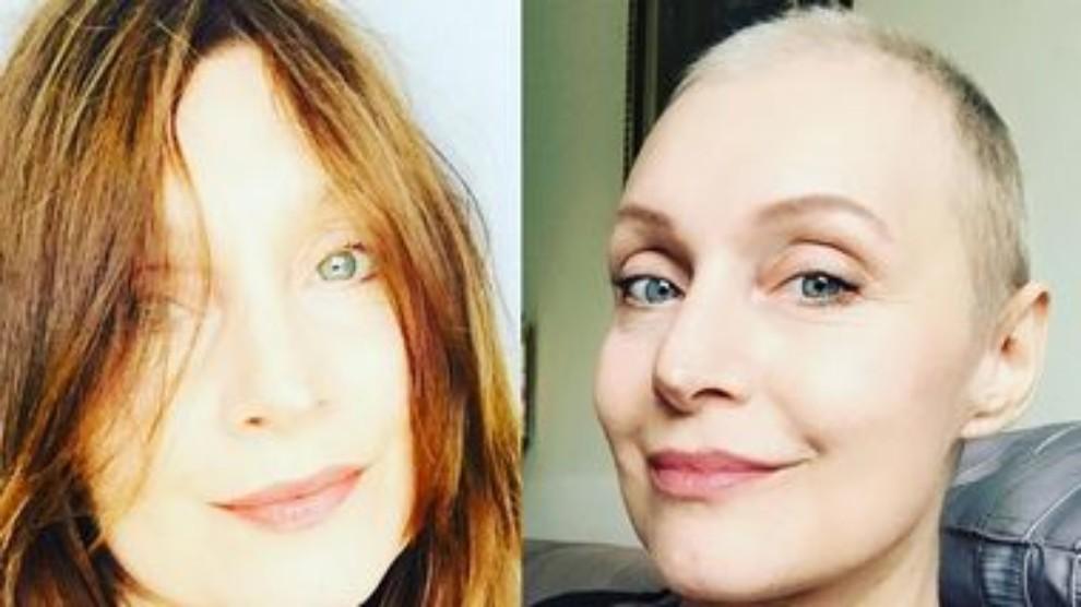 Sabrina Paravicini e il tumore: ecco il post che dà speranza