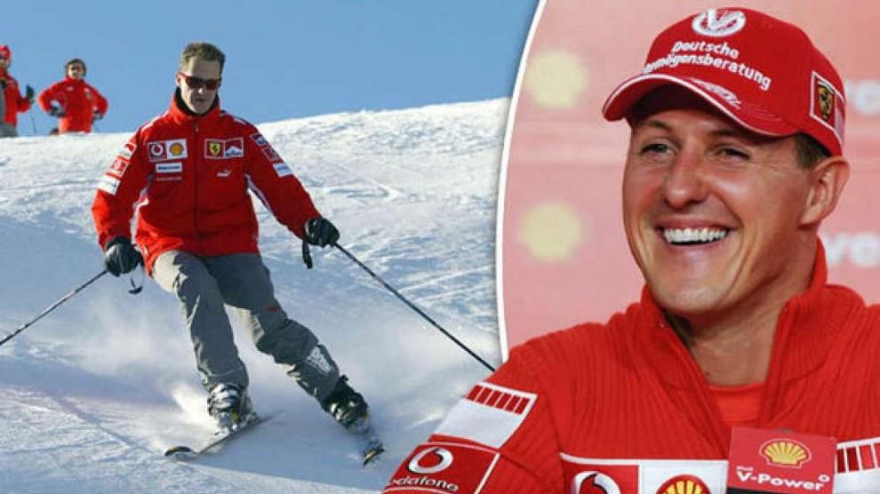 Schumacher lascia l'ospedale di Parigi: