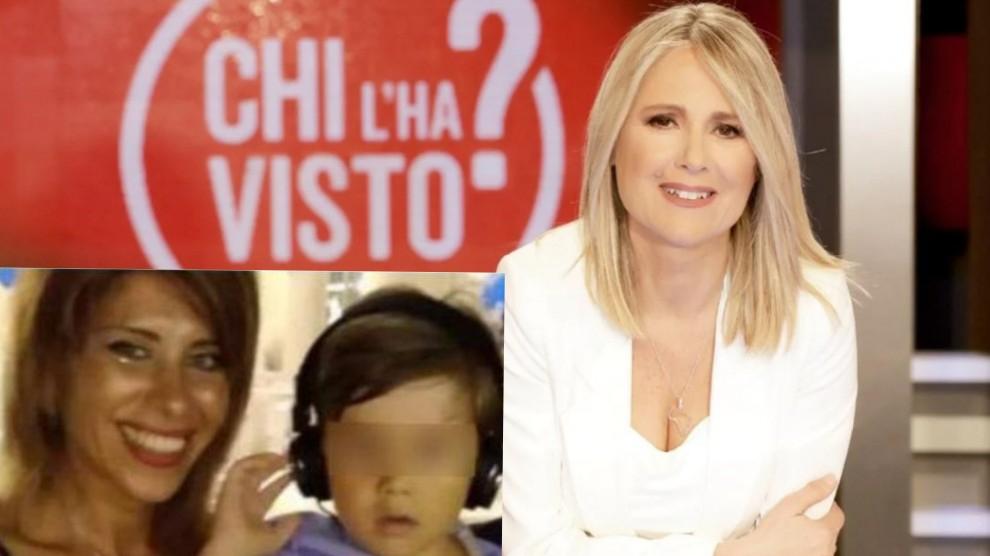 Speciale 'Chi l'ha visto?': puntata su Viviana Parisi e il piccolo Gioele